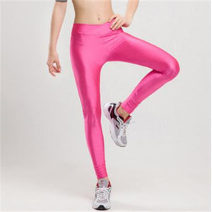 Candy Color Neon Stretched Legging - J20Style - 13