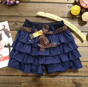 Casual Candy Color Short Skirts - J20Style - 4