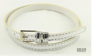 Beautiful Multi-Color Thin Belt - J20Style - 17