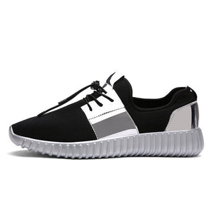Breathable Lace-up Fashion Casual Shoes