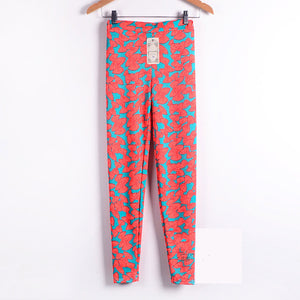Bow Knot Printed Skinny Trouser - J20Style - 10