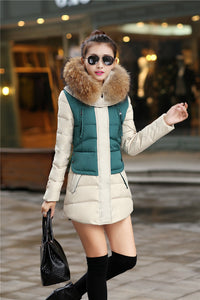 High Quality Cotton Mixed Coat - J20Style - 4