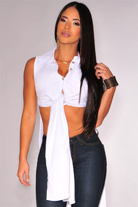 Summer Long High Street Blouse - J20Style - 5