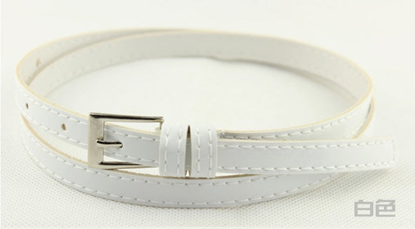 Beautiful Multi-Color Thin Belt - J20Style - 7