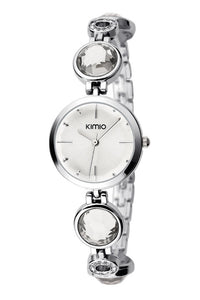 Diamond Relogio Crystal Quartz Watch - J20Style - 5
