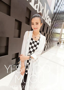 Summer Chiffon Loose Transparent Blouse - J20Style - 9