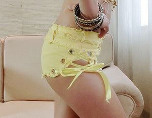 Summer Women Disco Micro Shorts - J20Style - 11