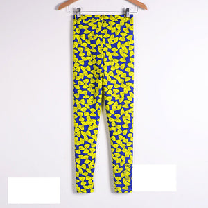 Bow Knot Printed Skinny Trouser - J20Style - 7