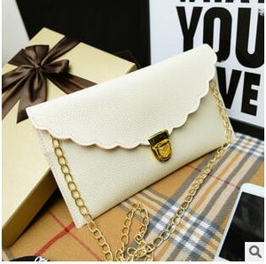 Long Metal Chain Shoulder Bag - J20Style - 19