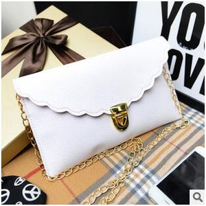Long Metal Chain Shoulder Bag - J20Style - 15