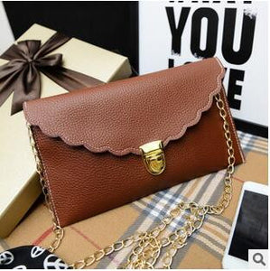Long Metal Chain Shoulder Bag - J20Style - 10