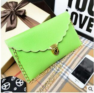 Long Metal Chain Shoulder Bag - J20Style - 17