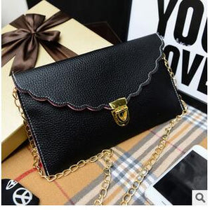 Long Metal Chain Shoulder Bag - J20Style - 7