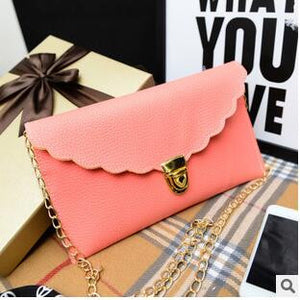Long Metal Chain Shoulder Bag - J20Style - 18