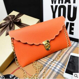 Long Metal Chain Shoulder Bag - J20Style - 12