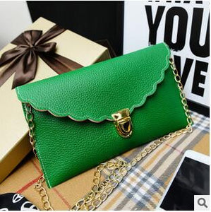 Long Metal Chain Shoulder Bag - J20Style - 11
