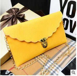 Long Metal Chain Shoulder Bag - J20Style - 16
