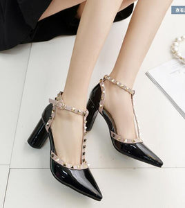 High Quality Buckle High Heels - J20Style - 7