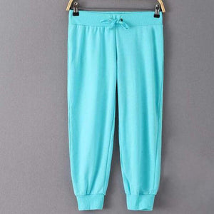 Short Loose Candy Color Pants - J20Style - 7