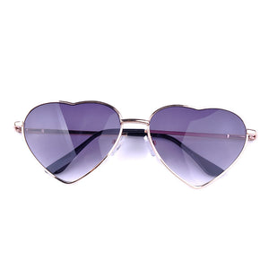 Summer Heart Shaped Vintage Sunglasses - J20Style - 8