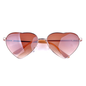 Summer Heart Shaped Vintage Sunglasses - J20Style - 9