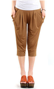 Candy Color High Waist Thin Pants - J20Style - 16
