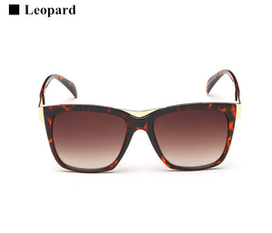 Big Square Frame Outdoor Sport Eyewear Sunglasses