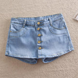 Summer Anti Emptied Jeans Short - J20Style - 8