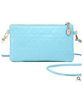 Casual PU Leather Crossbody Handbag - J20Style - 9