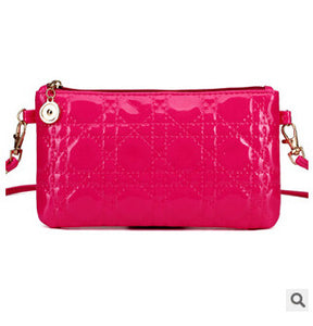 Casual PU Leather Crossbody Handbag - J20Style - 12