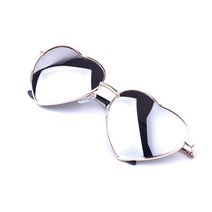 Summer Heart Shaped Vintage Sunglasses - J20Style - 15