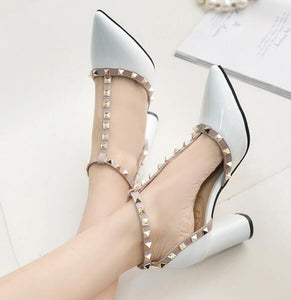 High Quality Buckle High Heels - J20Style - 9