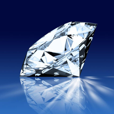 Bring out your brilliance, the diamond profiling method