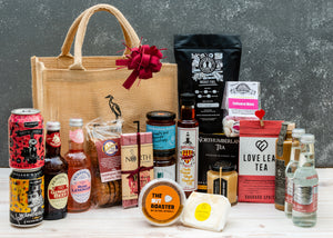 A Taste of Northumberland Family Hamper