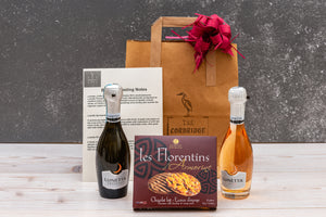 The Bubbles Party Bag - Zoom Party Prosecco Hamper