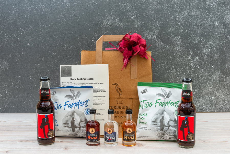The Rum Hamper - Rum Zoom Party Bag