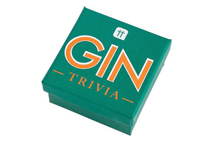 Gin Zoom Party Trivia Questions