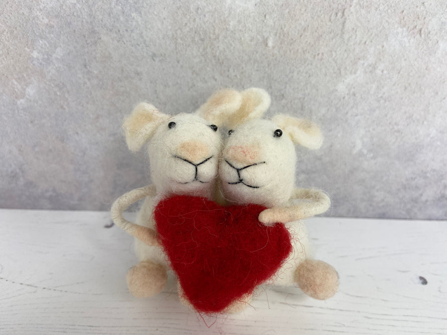 Mice With Heart