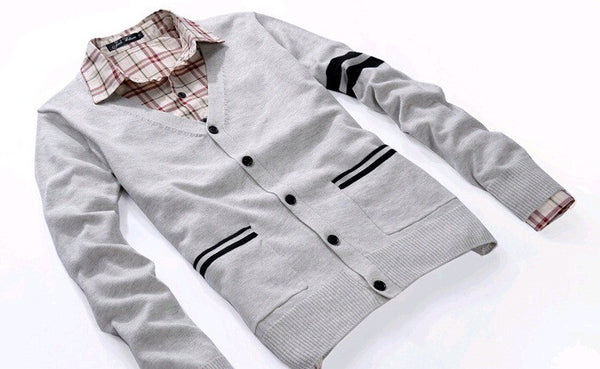 Men's Cardigan Slim (2 colors)