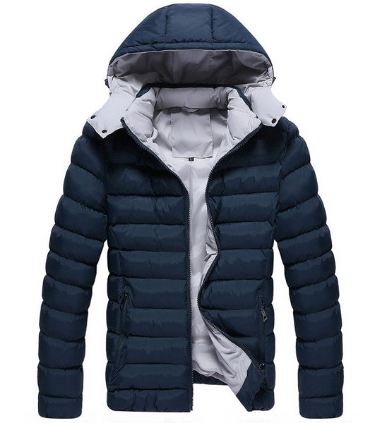 Winter/Autumn jacket Mens in available 4 colors