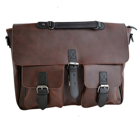 Trendy Men's Briefcase