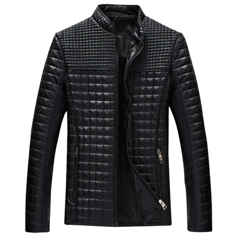 Jacket 2 colors Black/ Brown