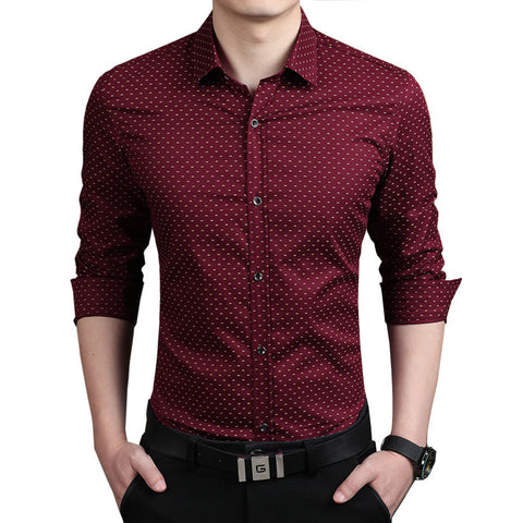 Casual shirts (5 colors)