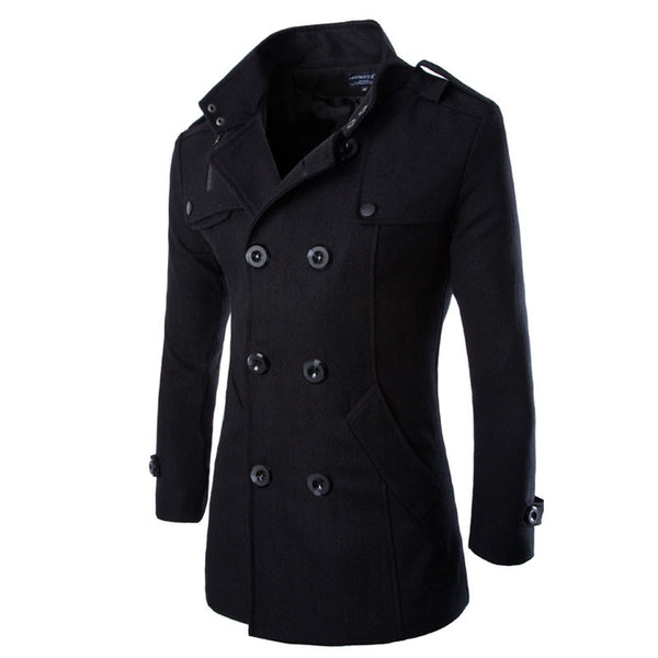 Coat Spring/Autumn 2 colors Gray/Black