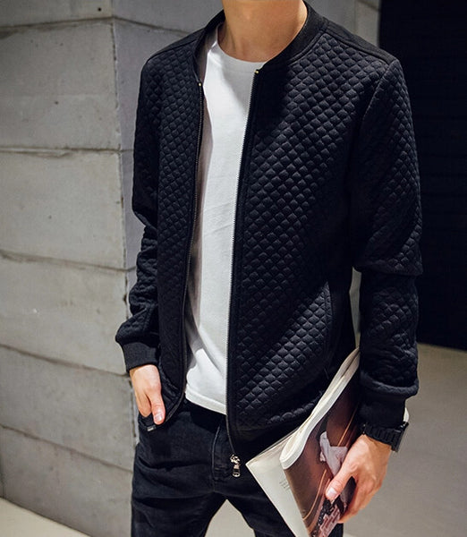 Jacket available 2 colors Black / Blue