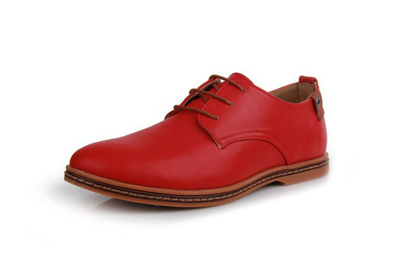 Leather Shoes 2 colors