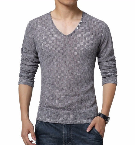 Casual T-Shirt (4 colors)
