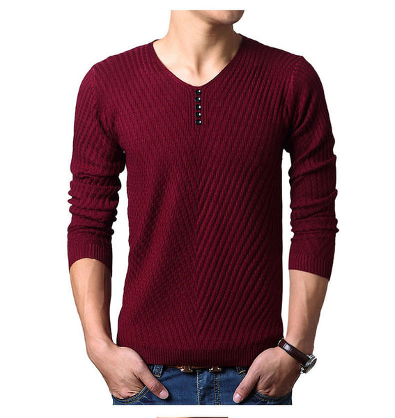 Casual sweater 5 colors