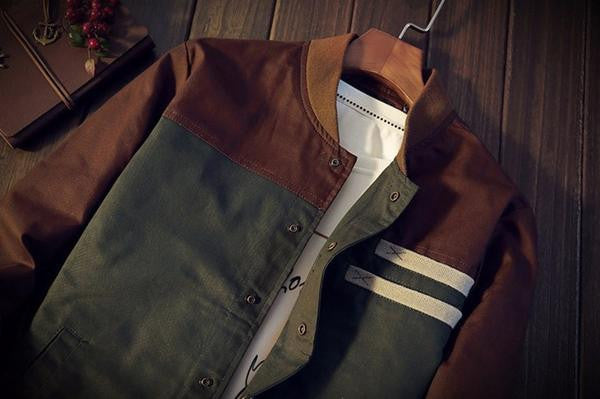 Classic Casual Light Jacket 2 colors