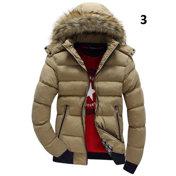 Winter Jacket 6 colors